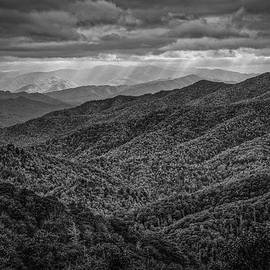 Blue Ridge View by David Waldrop