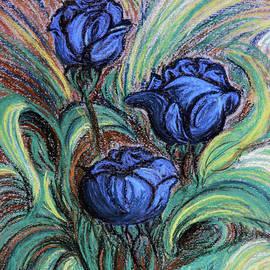 Jasna Dragun - Blue Roses