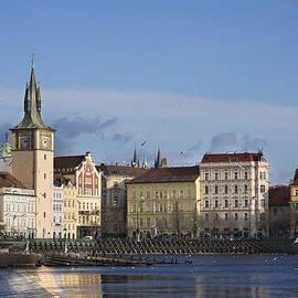 Evgeny Govorov - Blue Sky City of Prague