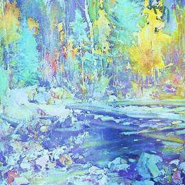 Anne-Elizabeth Whiteway - Blue Stream