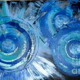 Blue by Sylvie Leandre