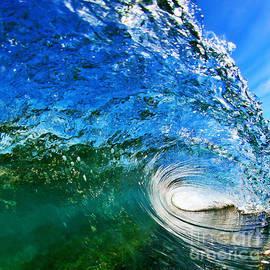 Blue Tube by Paul Topp