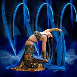 Blue Veils by Sylvia Thornton