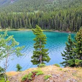 Linda Rich - Blue Water Banff