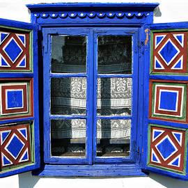 Daliana Pacuraru - Blue Window Handmade