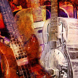 Blues Guitars by Bob Coates
