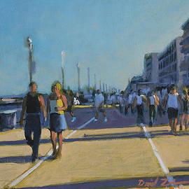 Boardwalk Empire by David Zimmerman