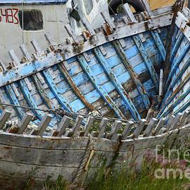 Bob Christopher - Boat Graveyard Peurto Natales Chile 3