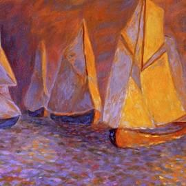 Kendall Kessler - Boat Light
