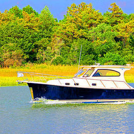 Cynthia Guinn - Boat Ride