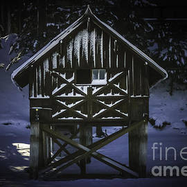 Mitch Shindelbower - Boathouse Winter