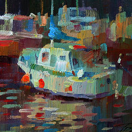 Tony Song - Boats Harbor