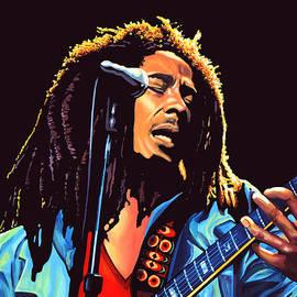 Paul Meijering - Bob Marley