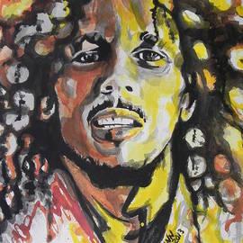 Chrisann Ellis - Bob Marley 01