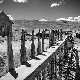 LeeAnn McLaneGoetz McLaneGoetzStudioLLCcom - Bodie California Long Dusty Road