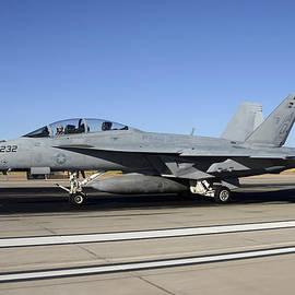 Brian Lockett - Boeing FA-18F Super Hornet BuNo 166659 Take-off NAF el Centro October 24 2012