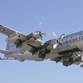 Brian Lockett - Boeing KC-97L Stratotanker 53-0200 Phoenix Sky Harbor November 10 1973