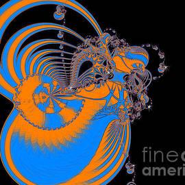 Bold Energy Abstract Digital Art Prints