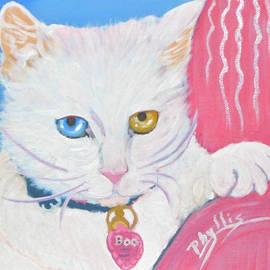 Phyllis Kaltenbach - Boo Kitty