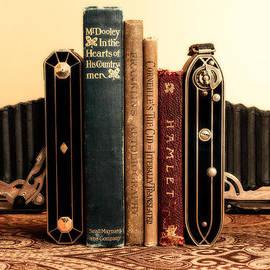 Bookends by Jon Woodhams