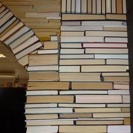 Bookish Arch by Barbie Corbett-Newmin