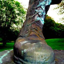 Ed Weidman - Boot Of Bravery