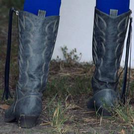 Sue Rosen - Boots4