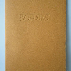 Borges Front Cover by Alessandra Di Noto