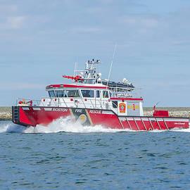 Brian MacLean - Boston Fire Marine 1