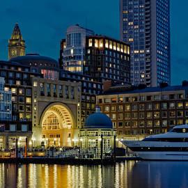 Susan Candelario - Boston Harbor