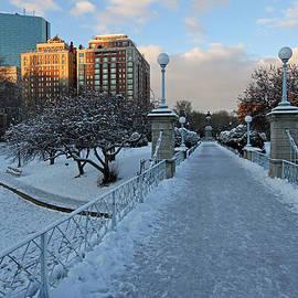 Juergen Roth - Boston in Winter