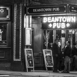 Boston Pub by John McGraw