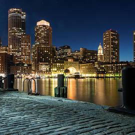 Boston Seaport by Jean Chisser