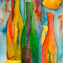 Beverley Harper Tinsley - Bottles And Lemons