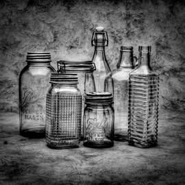 Bottles by Timothy Bischoff