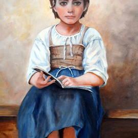 Anne Barberi - Bouguereau
