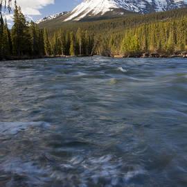 Tony Mills - Bow River at Lake Louise