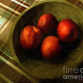 RC deWinter - Bowl Full of Red