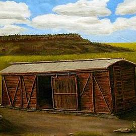 Sheri Keith - Boxcar on the Plains