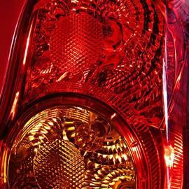 Brake Light 45 by Sarah Loft