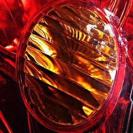 Brake Light 51 by Sarah Loft