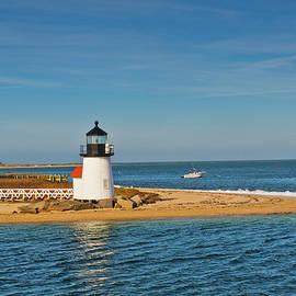 Marianne Campolongo - Brant Point Lighthouse Nantucket