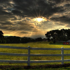 Greg and Chrystal Mimbs - Breaking Sun In The Mountains Of North Carolina