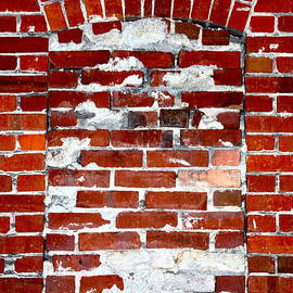Brick in the Wall by Karon Melillo DeVega