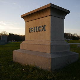 Richard Reeve - Brick Shrine