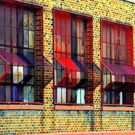 Bricks by Kathy Barney