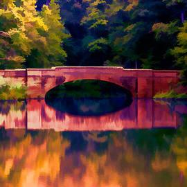 John Haldane - Bridge Over Colored Waters