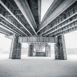 Bridge Over Frozen Water by John Duffy