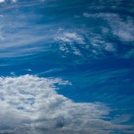 Heaven Above  by Roxy Hurtubise