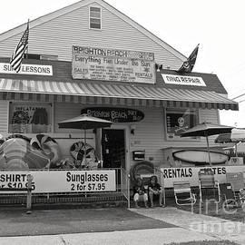 Mark Miller - Brighton Beach Surf Shop